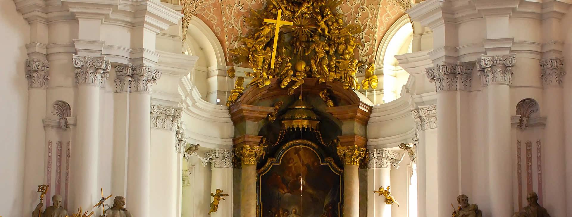 reformierte kirche leipzig tröndlinring